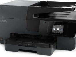 HP Officejet Pro 6830 Treiber